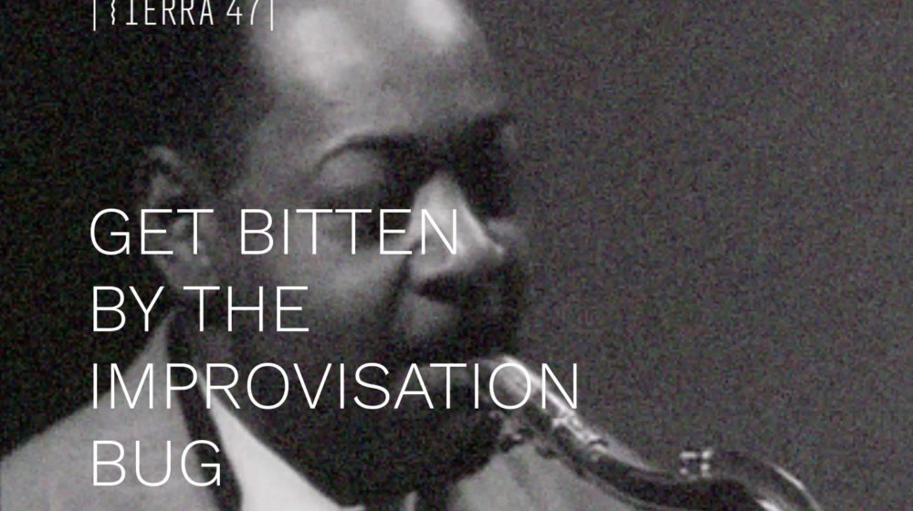 Get bitten by the improvisation bug: Charlie Parker