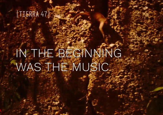 In the beginning was improvisation! - Tierra 47